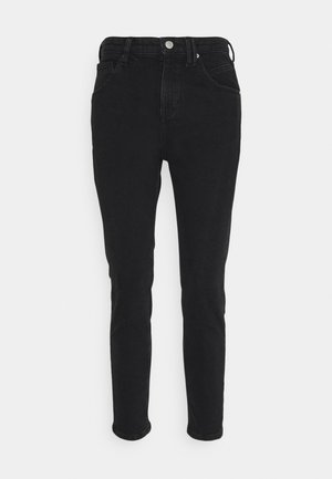 FREJA BOYFRIEND - Jeans Relaxed Fit - black