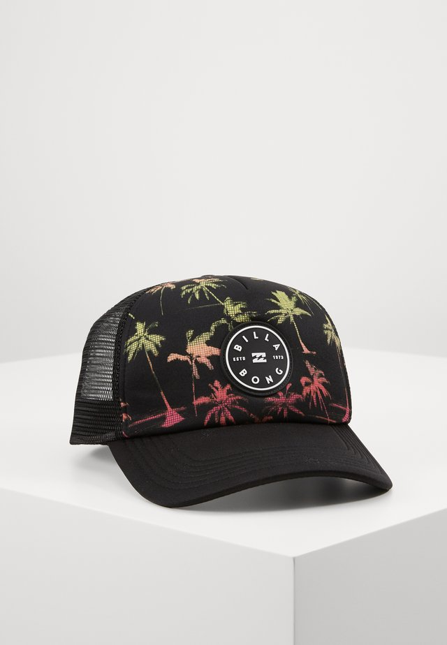 SCOPE TRUCKER UNISEX - Pet - neon