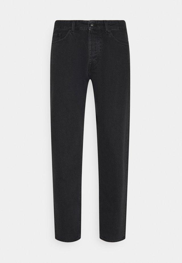 NIX - Jeans a sigaretta - black
