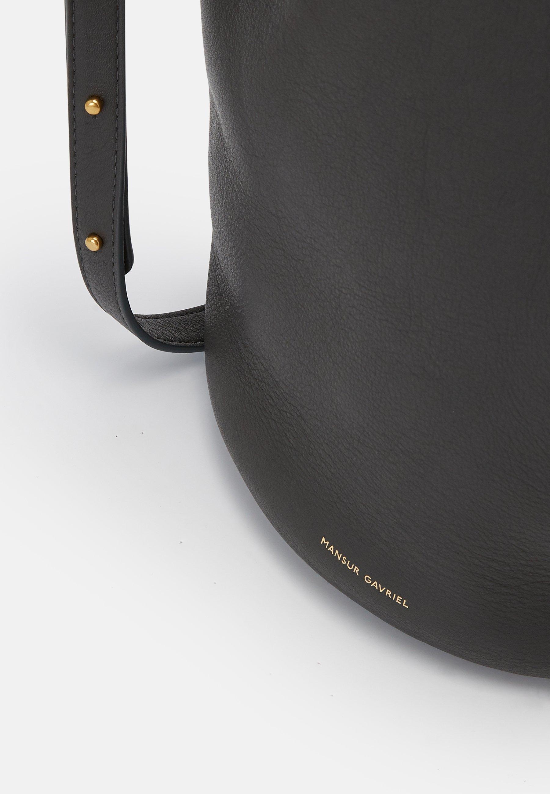 Women ZIP BUCKET - Across body bag
