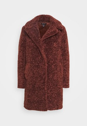 WENDY - Classic coat - rust