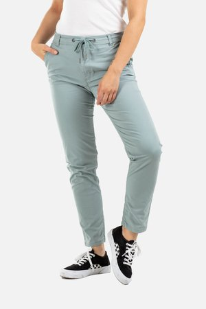 Chinos - mint green