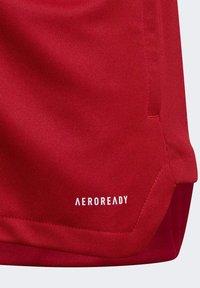 adidas Performance - IRO 21 TRACK TOP - Training jacket - red - 2