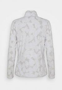 Marks & Spencer London - PRINT - Fleece jacket - light grey - 1