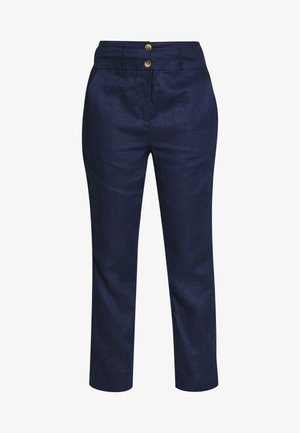 PETRONI - Trousers - medieval blue