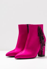Kat Maconie - ALICIA - High heeled ankle boots - teaberry - 4