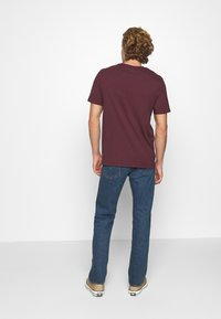 Levi's® - 501® '93 STRAIGHT - Jeansy Straight Leg - dark indigo - flat finish - 2