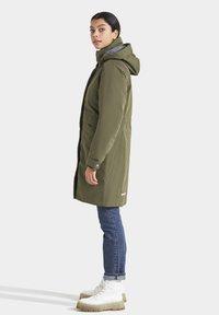 Didriksons - EMILIA - Winter coat - fog green - 2