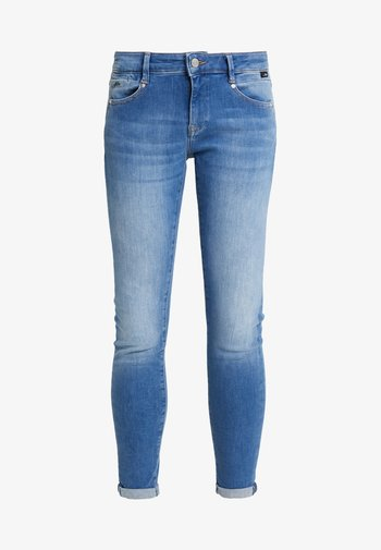LEXY - Jeans Skinny Fit - dark brushed glam
