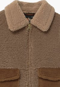 Scotch & Soda - Bomber Jacket - light brown/off-white - 5