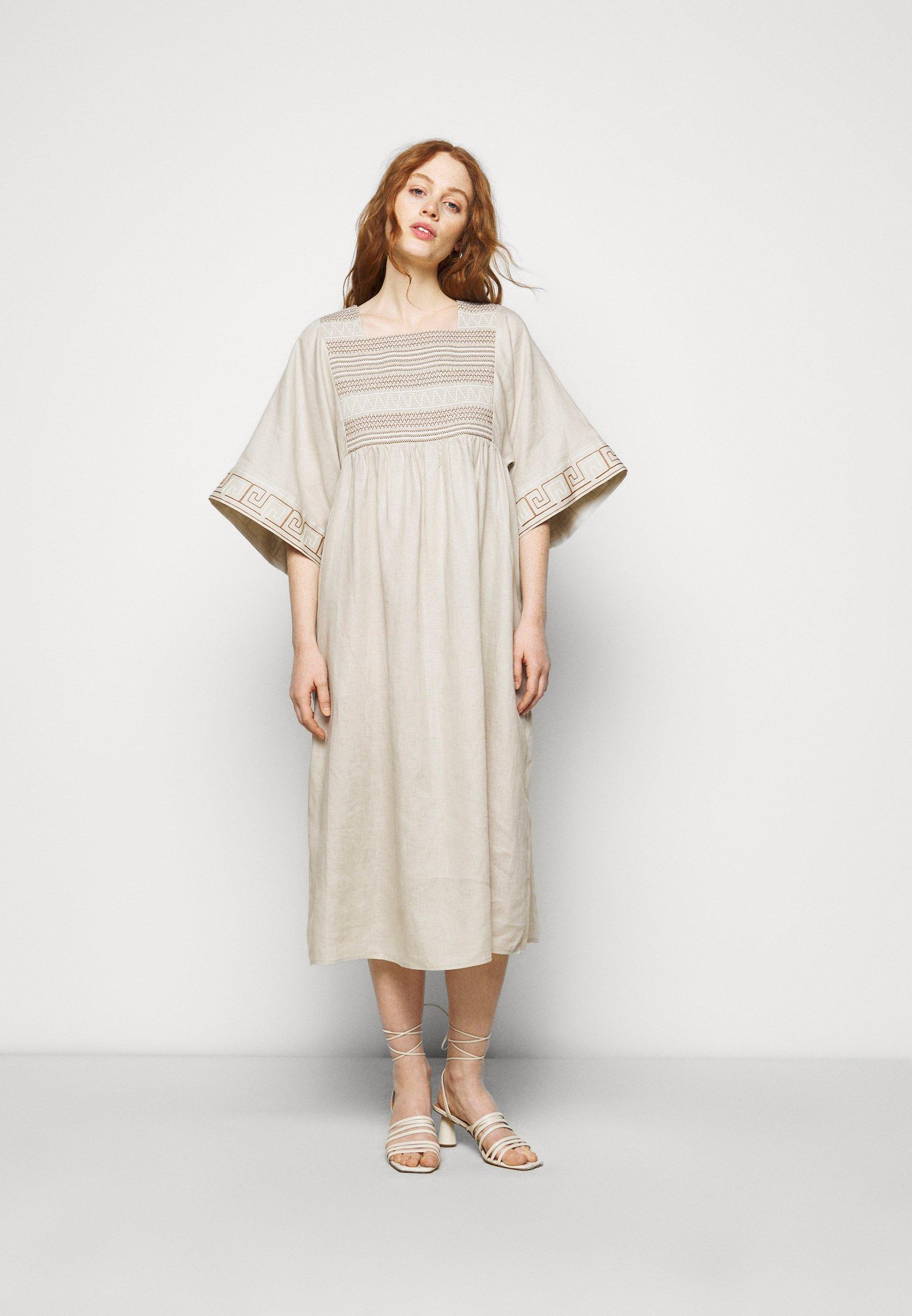 Women MIDI CAFTAN - Day dress