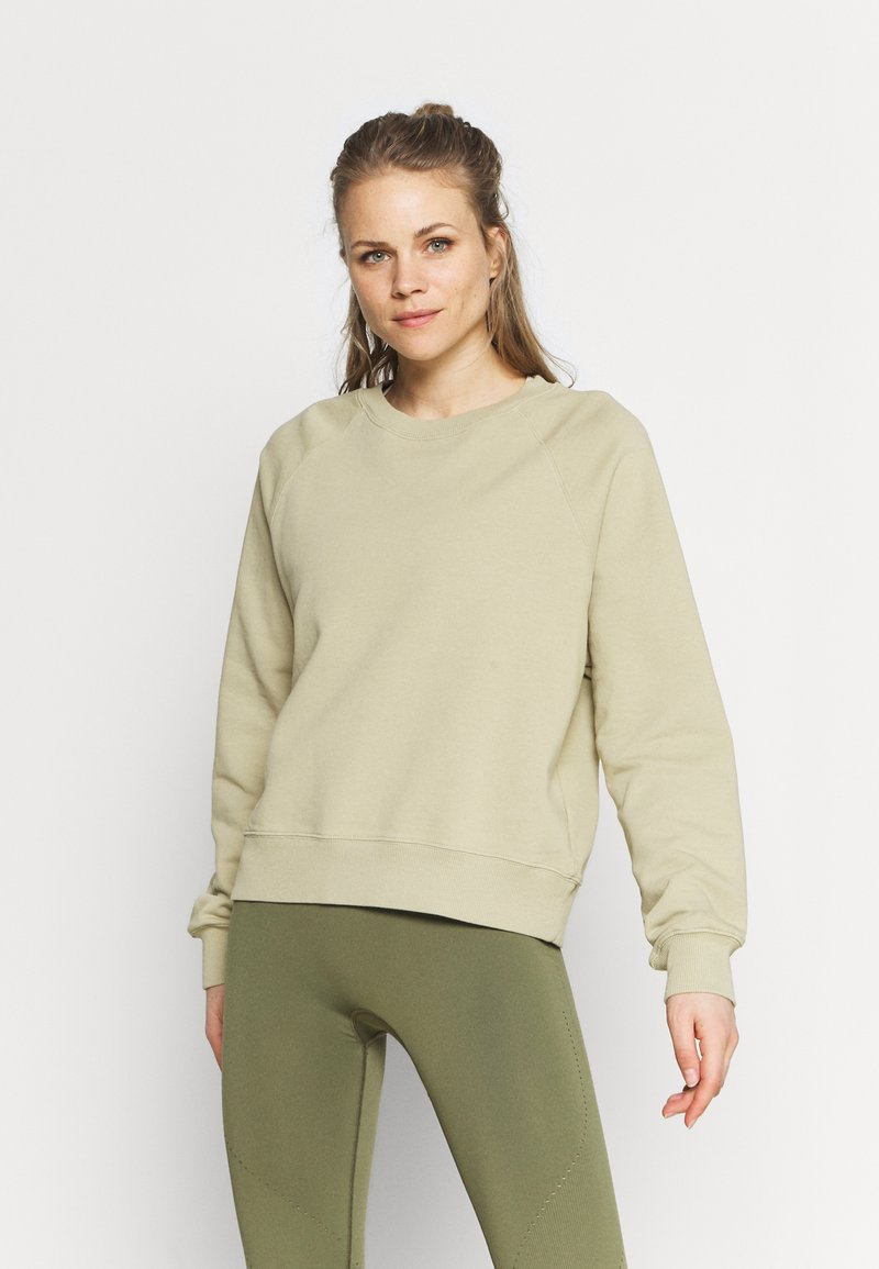 ARKET - Sweatshirt - green