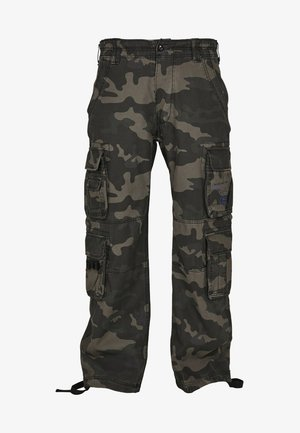 Cargo trousers - grey