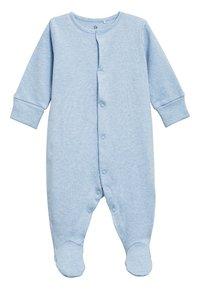 Next - SLEEPSUITS 4 PACK  - Pyjamas - blue - 1