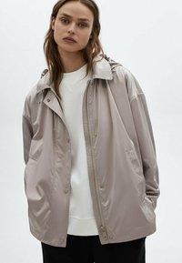 Massimo Dutti - Outdoor jacket - beige - 2