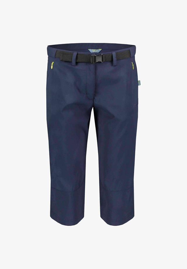 """CUENCA""  - 3/4 sports trousers - marine"