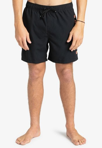 ALL DAY - Swimming shorts - black