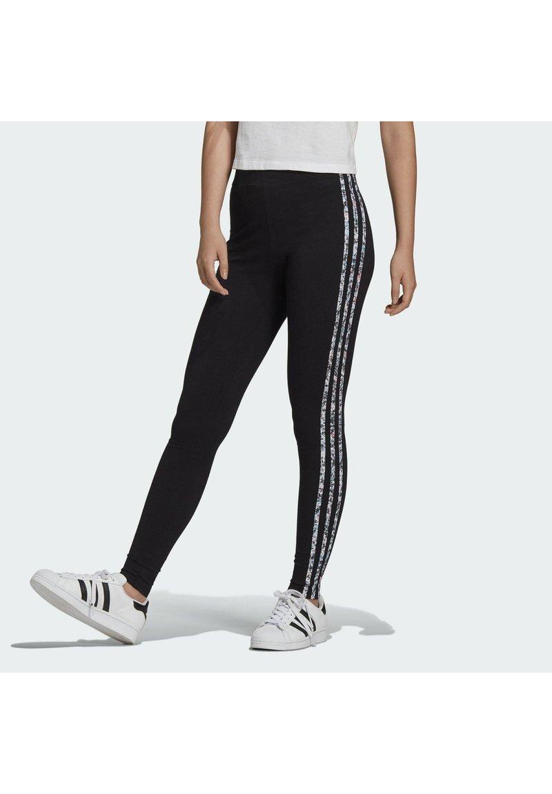 adidas Originals - Leggings - Trousers - black