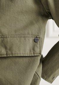 Superdry - Summer jacket - moss khaki - 3