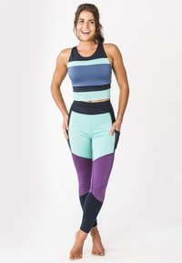 super.natural - Leggings - blue - 1