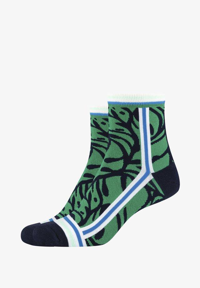 Socks - green - 467