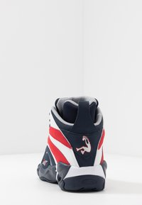 Reebok Classic - SHAQNOSIS - Sneakersy wysokie - vector navy/white/vector red - 3