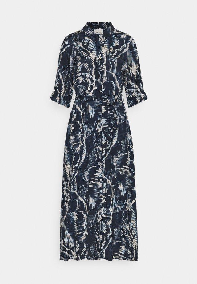 KAVALENTINA DRESS - Robe longue - blue tone