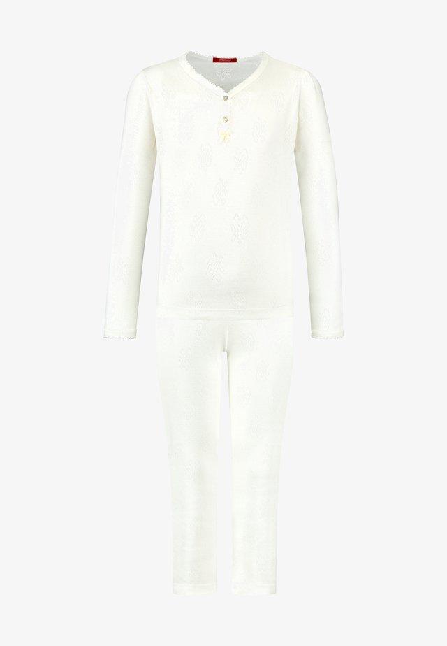 Pyjamas - ivory