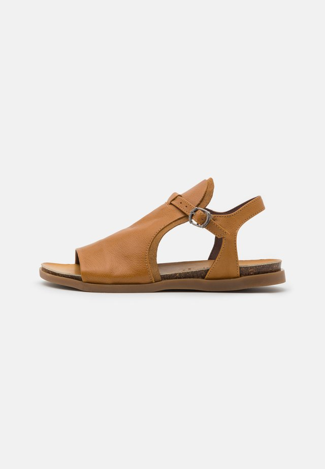 Sandales - ocra