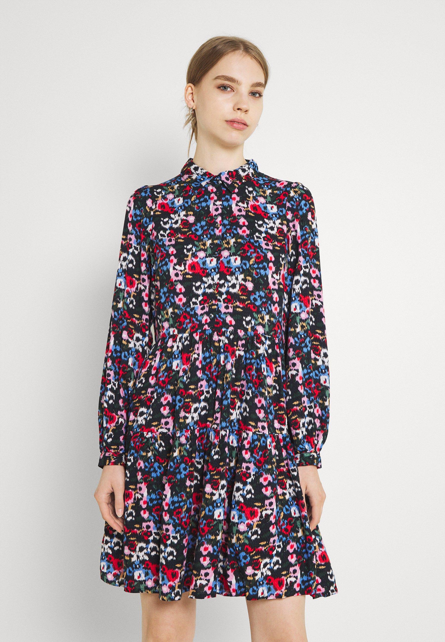 Mujer YASMALI DRESS - Vestido informal - sky captain