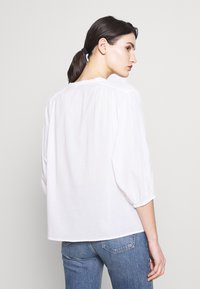CLOSED - CHERRY - Button-down blouse - ivory - 2