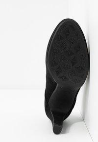Anna Field - Zapatos altos - black - 6