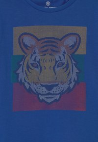Lemon Beret - SMALL BOYS  - Print T-shirt - nautical blue - 2