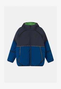 Automobili Lamborghini Kidswear - CONCEPT TAPE  - Winter jacket - blue hera - 0