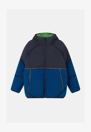 CONCEPT TAPE  - Zimní bunda - blue hera