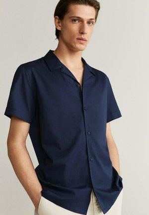Camisa - royal blue