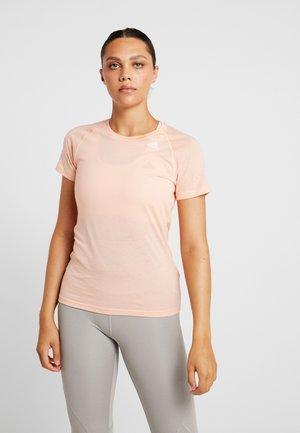 PRIME - Print T-shirt - glow pink