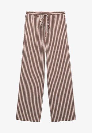 VERA-I - Trousers - marron