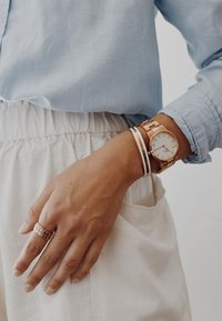 Daniel Wellington - Classic Bracelet – Size Small - Bracelet - rose gold - 1