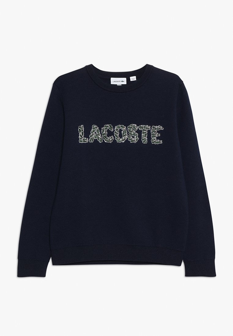 Lacoste - CHRISTMAS - Sweatshirts - navy blue