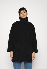 ARKET - COAT - Classic coat - black - 0