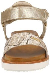 Scapa - SCAPA SANDALEN - Walking sandals - platinum 360 - 5