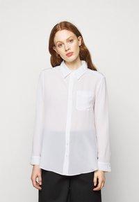 Marella - CASCINA - Button-down blouse - bianco - 0