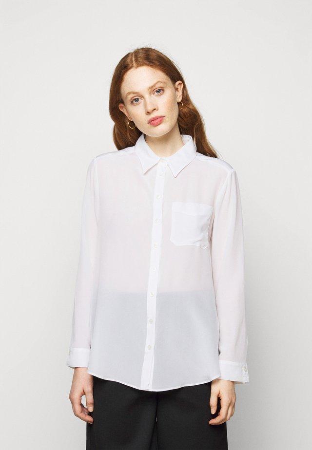 CASCINA - Button-down blouse - bianco