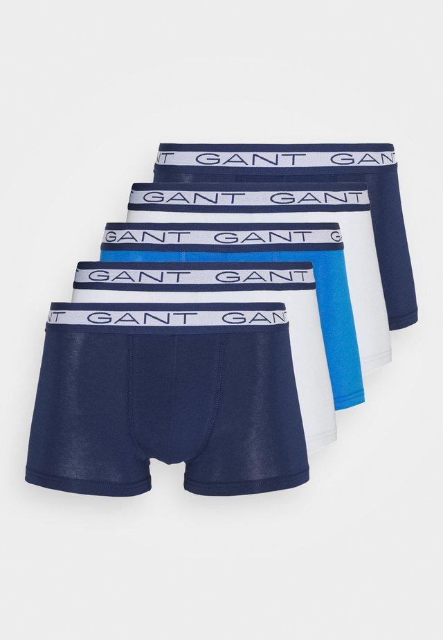 TRUNK SEASONAL SOLIDS 5 PACK - Culotte - blue