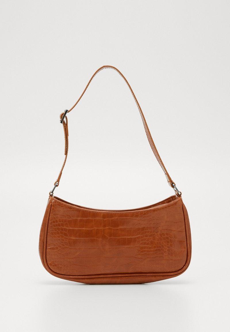 Monki - ODESSA BAG - Käsilaukku - brown