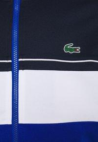 Lacoste Sport - TENNIS JACKET - Trainingsvest - navy blue/lazuli/white - 2
