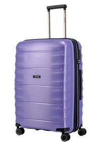 Titan - HIGHLIGHT - Wheeled suitcase - lilac metallic - 3