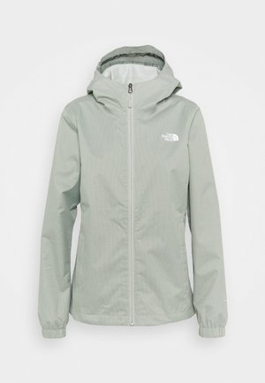 QUEST JACKET - Hardshell jacket - grey