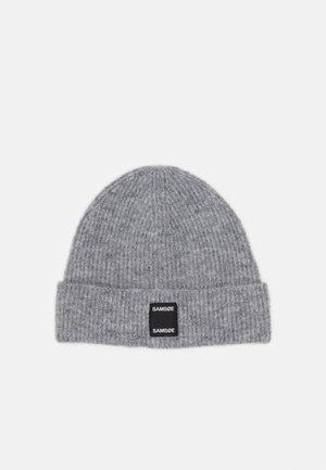 BERNICE HAT - Čepice - grey melange